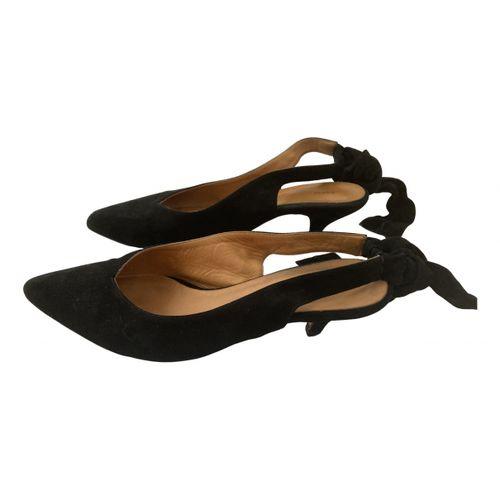 GANNI Ganni Leather heels