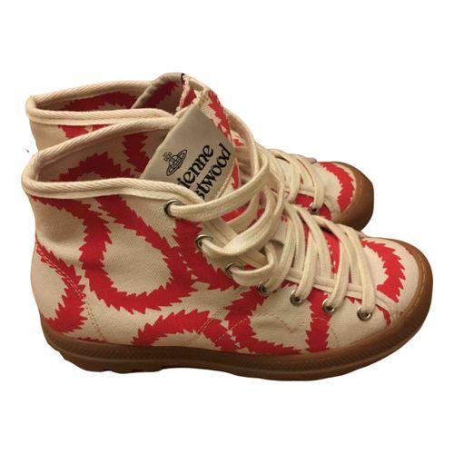 Vivienne Westwood Cloth trainers