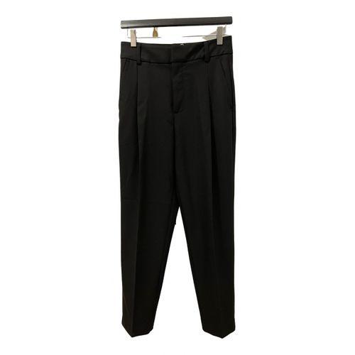 Anine Bing Straight pants