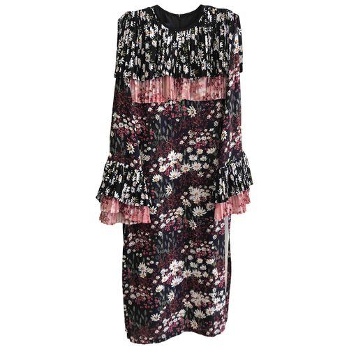 Mother of Pearl M Of Pearl Silk maxi dress