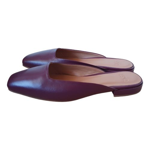 Loq Leather sandals