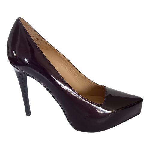 Acne Studios Patent leather heels