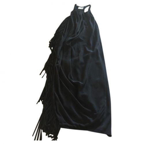 ACNE Acne Studios Black Viscose Dress
