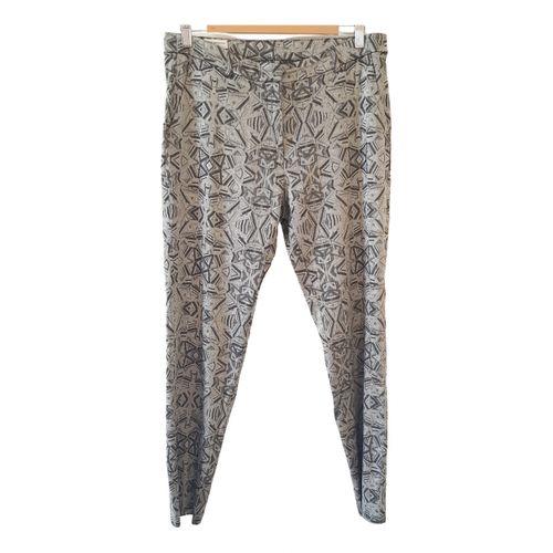 Dries Van Noten Wool slim pants