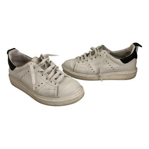 Golden Goose Starter leather trainers