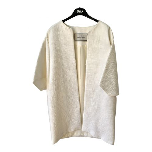 by Malene Birger Ecru Cotton Jacket