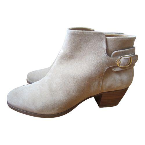 Sézane Buckled boots
