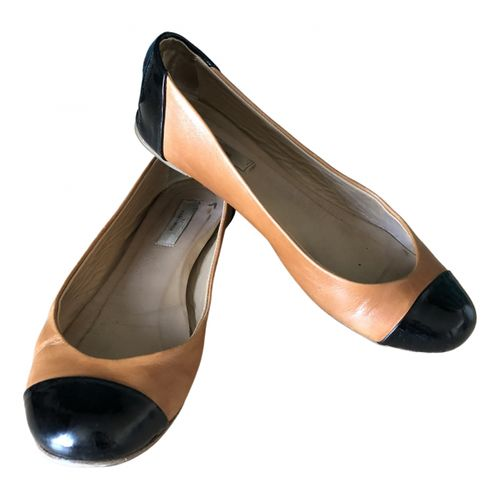 by Malene Birger Leather ballet flats