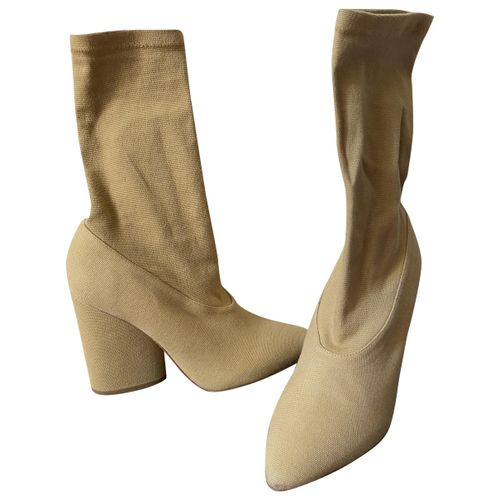 Yeezy Cloth ankle boots