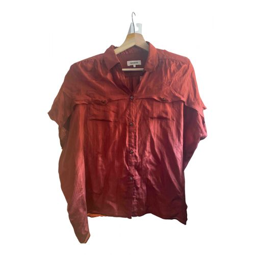 Nanushka Silk blouse