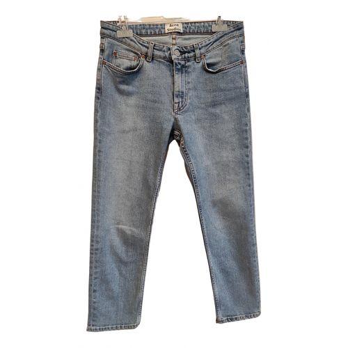 Acne Studios Pop straight jeans
