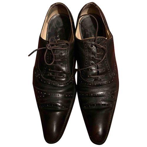 Vivienne Westwood Leather lace ups