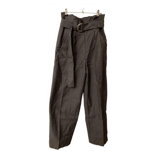 Ganni Fall Winter 2019 straight pants