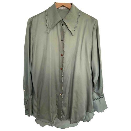 Acne Studios Silk shirt
