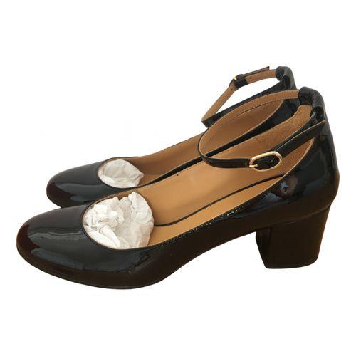 Sézane Patent leather heels