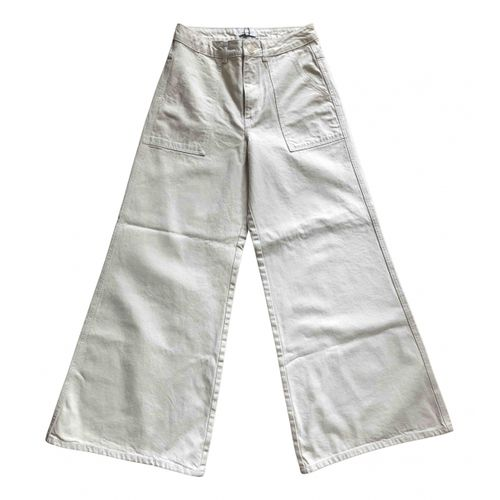 Ganni Spring Summer 2020 large jeans