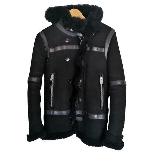 Alyx Leather coat