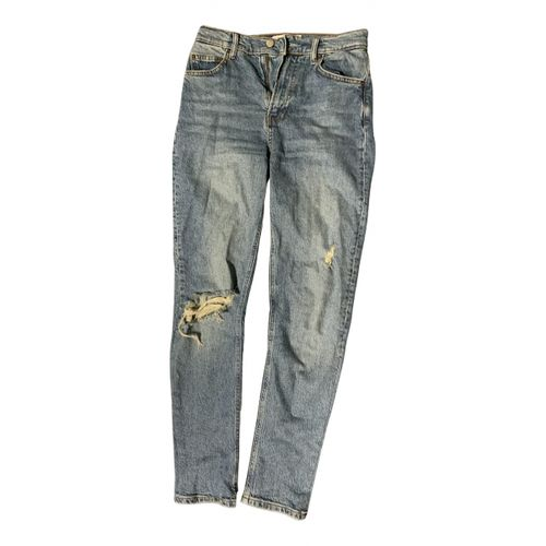 Reformation Straight jeans