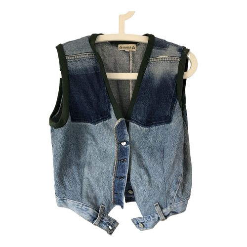 Levi's Vintage Clothing Leather knitwear