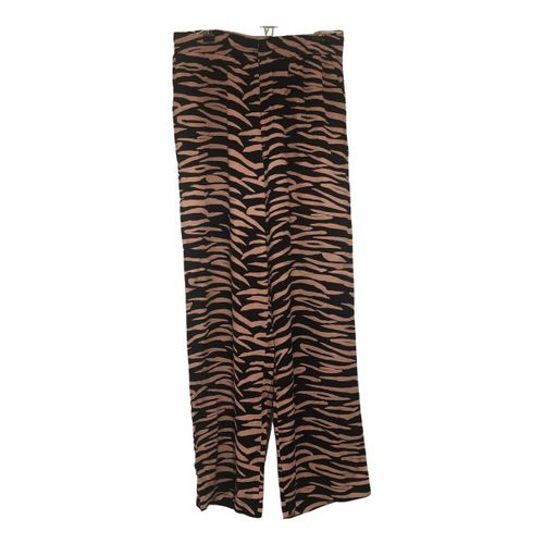Ganni Straight pants