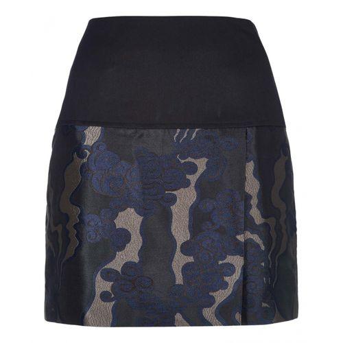 Dries Van Noten Silk skirt