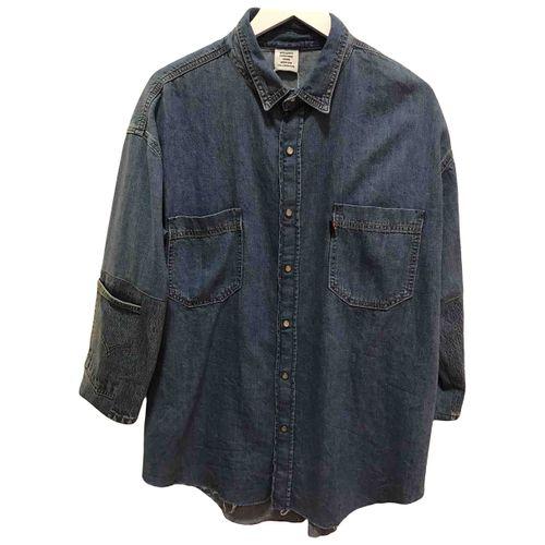Vetements X Levi's Shirt