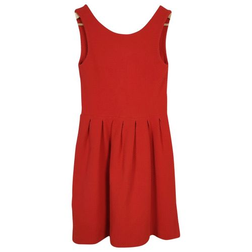 Ganni Spring Summer 2019 mini dress