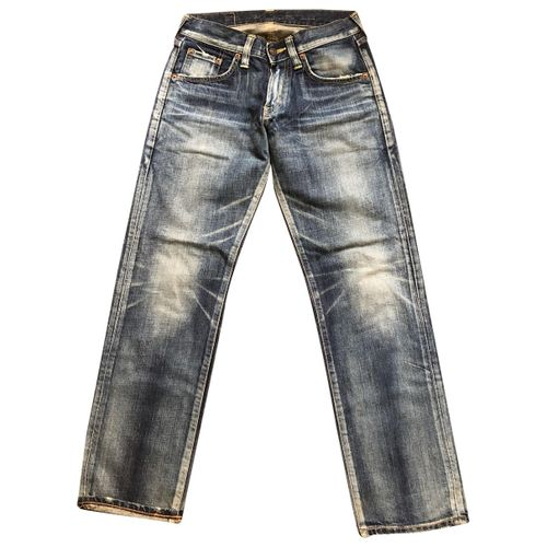 Edwin Straight jeans