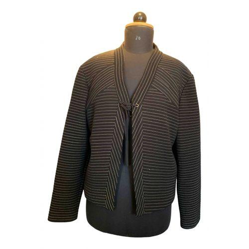 Stine Goya Black Viscose Jacket