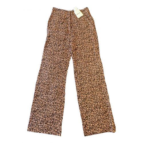 Nanushka Straight pants