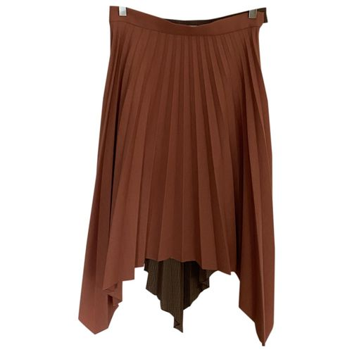 Acne Studios Wool mini skirt