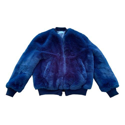 Golden Goose Faux fur jacket