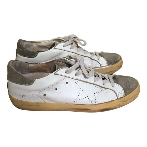Golden Goose Leather trainers