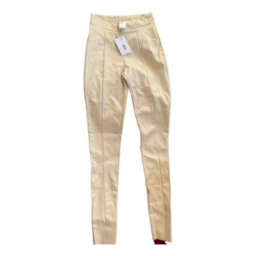 Wolford Vegan leather leggings
