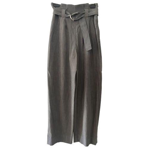 Ganni Spring Summer 2020 trousers