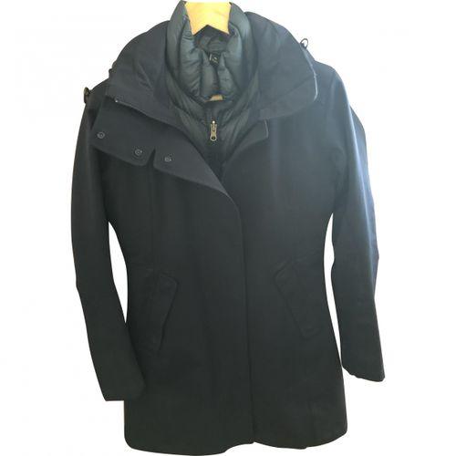 Patagonia Blue Polyester Coat