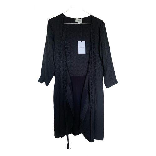 Sézane Spring Summer 2019 silk mini dress