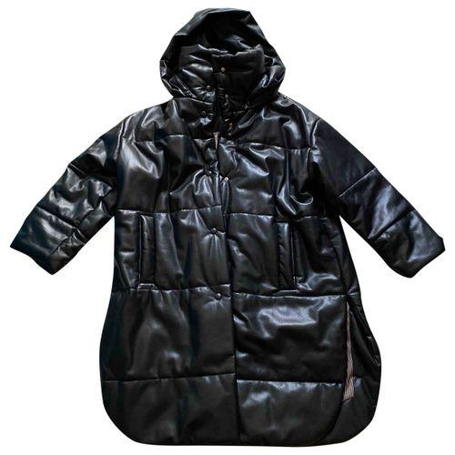 Nanushka Leather biker jacket