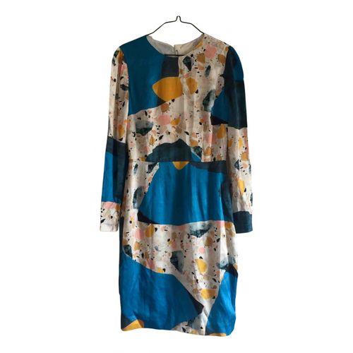 Acne Studios Silk mid-length dress