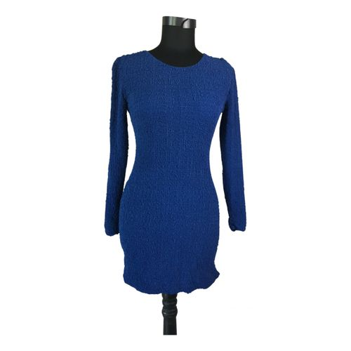 ACNE Acne Studios Silk mini dress