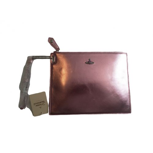 Vivienne Westwood Leather clutch bag
