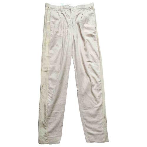 Acne Studios Silk carot pants