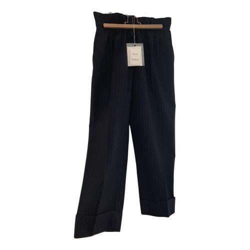 Acne Studios Wool trousers