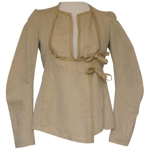 Dries Van Noten Linen jacket