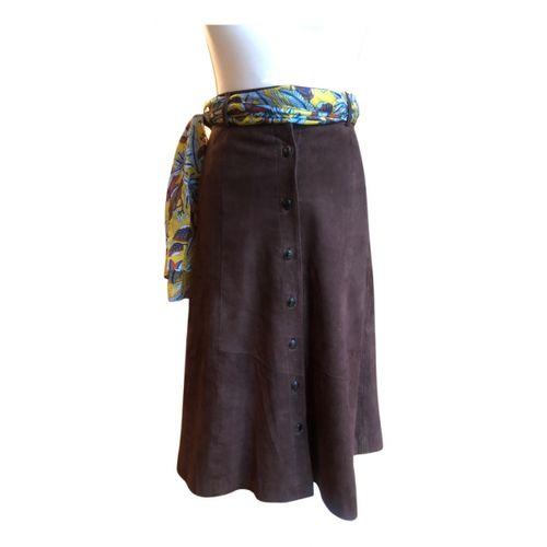 Sézane Spring Summer 2019 maxi skirt