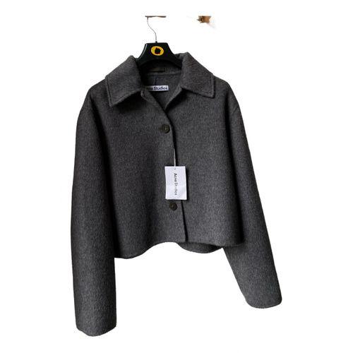 Acne Studios Wool jacket
