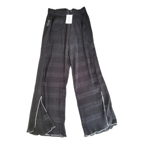 Ganni Spring Summer 2020 large pants