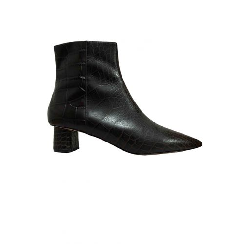 Nanushka Leather ankle boots