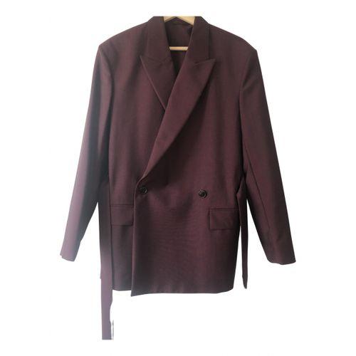 ACNE Acne Studios Wool blazer