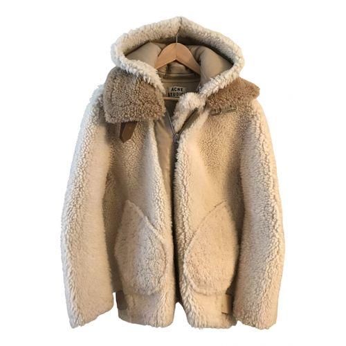 ACNE Acne Studios Shearling coat